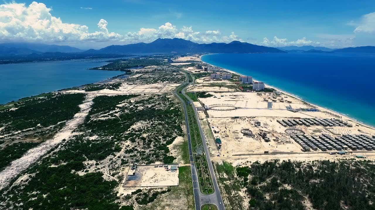 Quy hoạch Bãi Dài Cam Ranh