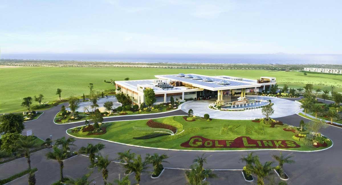sân golf KN Golf LInk 27 hố